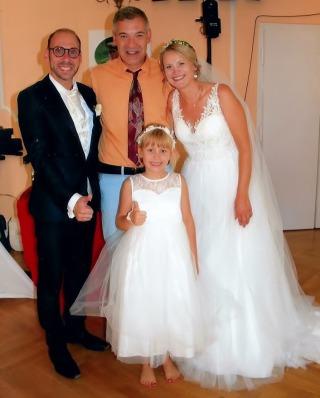 Hochzeit von Hochzeit Nicole & Christian mit DJ Mario Schulz