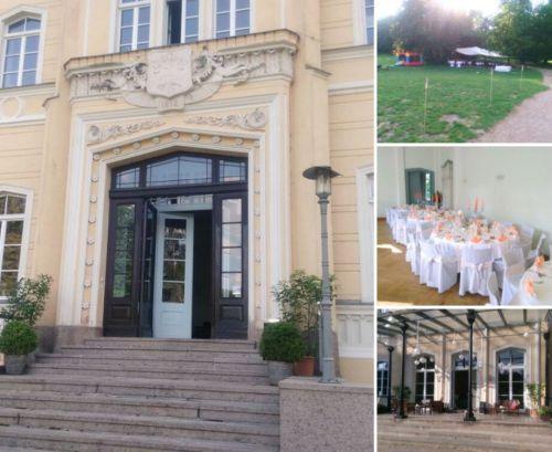 Location - Ihre Hochzeitsfeier auf Schloss Kröchlendorff