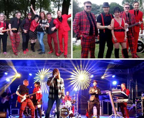 Die Partyband der Extraklasse - Die Dandys - DJ Mario Schulz