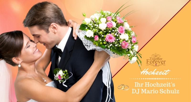 DJ Hochzeit DJ Mario Schulz Schwedt/Oder