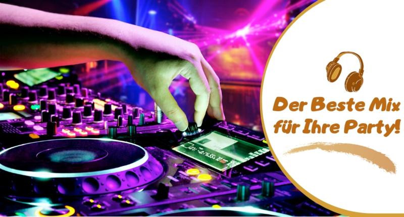 Der Beste Mix für Ihre Party - DJ Mario Schulz Schwedt/Oder