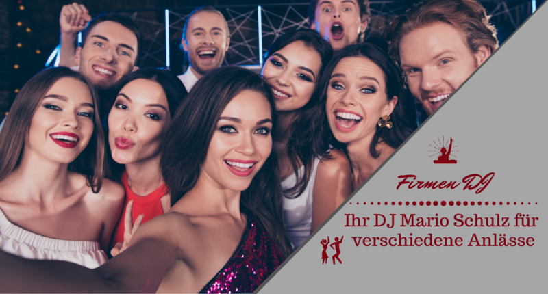 firmen-event-party-firmenfeier-betriebsfeier-weihnachtsfeier- DJ Mario Schulz