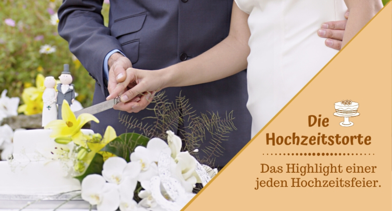 Die Hochzeitstorte ist das Highlight einer jeden Hochzeitsfeier - DJ Mario Schulz
