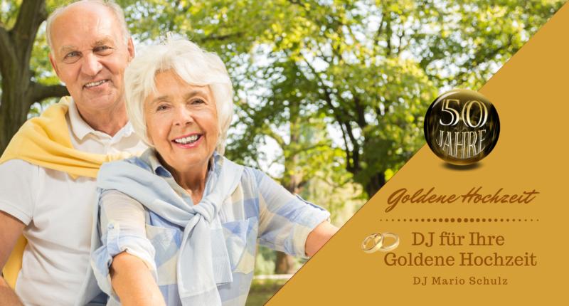 dj für ihre goldene Hochzeit DJ Mario Schulz
