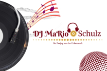 DJ Mario Schulz Schwedtoder Logo